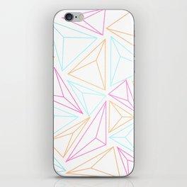 Triangle Pattern iPhone Skin