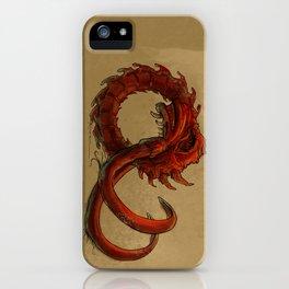 Bio-Elephant Skull iPhone Case
