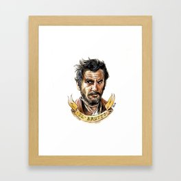 Tuco, The Good, The Bad and The Ugly Framed Art Print