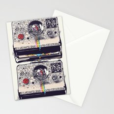 COLOR BLINDNESS Stationery Cards