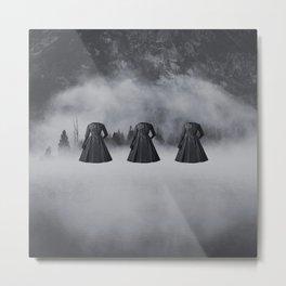 Three Voices Metal Print