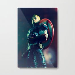 """""""For Truth and Justice!"""" Metal Print"""