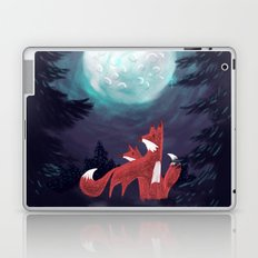 Clever Fox's Tales about the Universe Laptop & iPad Skin