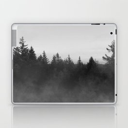 Pine Fog Laptop & iPad Skin