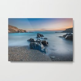 252 second long Metal Print