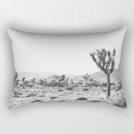 Joshua Tree Monochrome, No. 1 Rectangular Pillow