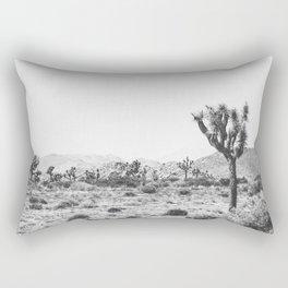 Joshua Tree Monochrome, No. 1 Rectangular Pillow