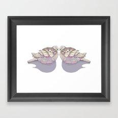 Dove you Framed Art Print