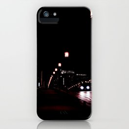 Walking on a Dream iPhone Case