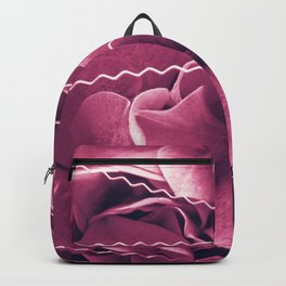 A Sea of Purple Pink Hydrangea Blossoms #1 #floral #art #society6 Backpack