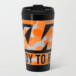 KTM Camouflage Travel Mug