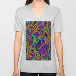 Loops IX Unisex V-Neck