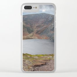 Wicklow Mountains National Park Clear iPhone Case