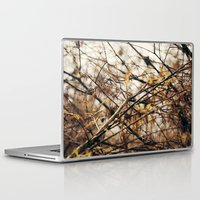tangled Laptop & iPad Skins featuring Tangled by Laura George