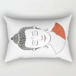 Life of Buddha Rectangular Pillow
