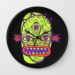 Mostro No.1 Wall Clock