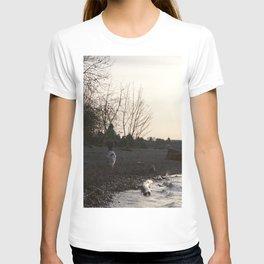 Kits Beach Sunset 1 T-shirt