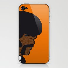 Pop Icon - Jules iPhone & iPod Skin