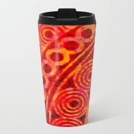 Rounded Corner Travel Mug