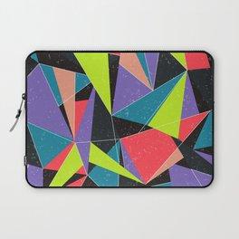 Geometric explosion Laptop Sleeve