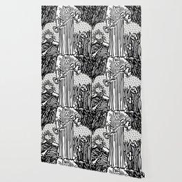 Modern Tarot Design - 14 Temperance Wallpaper