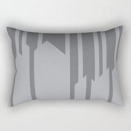 playing shadows Rectangular Pillow
