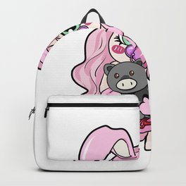 Cute Little Brat Teddy Ageplay ABDL DDLG gift Backpack