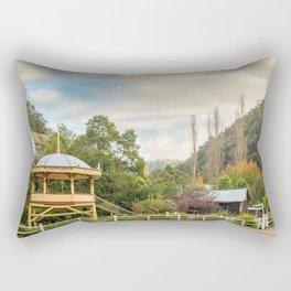 Walhalla Bandstand Rectangular Pillow