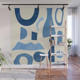 Abstract Shapes 38 Wall Mural