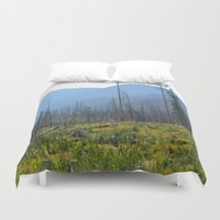 montana Duvet Covers featuring Montana by MelissaLaDouxPhoto