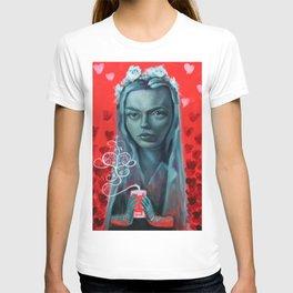 Lady Erzulie, Voodoo Goddess of Love T-shirt