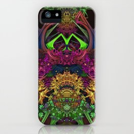 Crown Of Thorns 7 iPhone Case