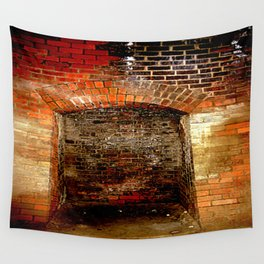Cheviot Tunnel - Enclaves Wall Tapestry