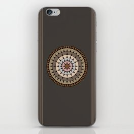 Grays & Browns iPhone Skin