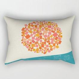 Gold Dust Rectangular Pillow