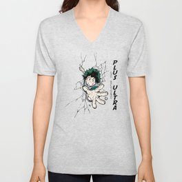Go Beyond! Plus Ultra! Unisex V-Neck