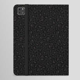 Leopard Print 2.0 - Black Panther iPad Folio Case