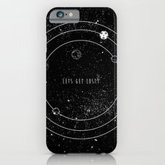 let's get lost? iPhone 6s Slim Case