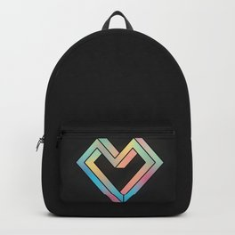 le coeur impossible (nº 4) Backpack