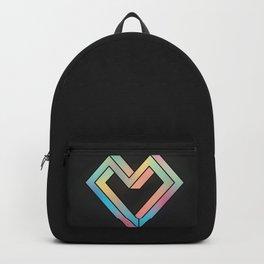 le coeur impossible (nº 4) Backpack
