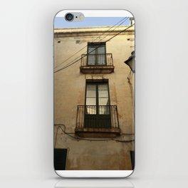 Apartment Windows iPhone Skin