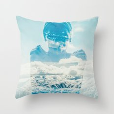 {Insideout 10} Top of the world Throw Pillow