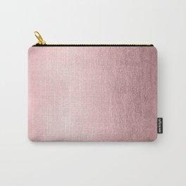Simply Rose Quartz Elegance Carry-All Pouch