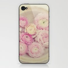 Love In A Bowl iPhone & iPod Skin