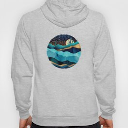 Indigo Desert Night Hoody