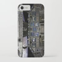 nasa iPhone & iPod Cases featuring Space Shuttle NASA by Planet Prints