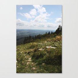 Mount Greylock II Canvas Print