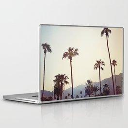 Palm Trees in the Desert Laptop & iPad Skin
