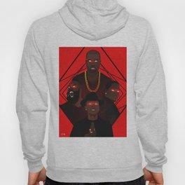 AdidasBoys - Ye, Pharrell, Harden, King Push Hoody