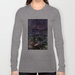Purple Rio Long Sleeve T-shirt